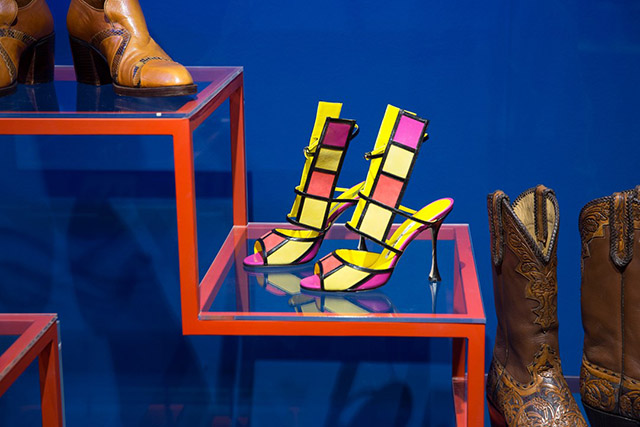 V&A new shoe exhibit