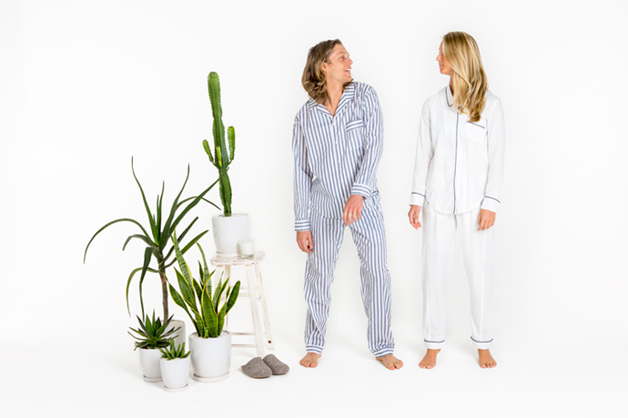 A new sleepwear line has launched