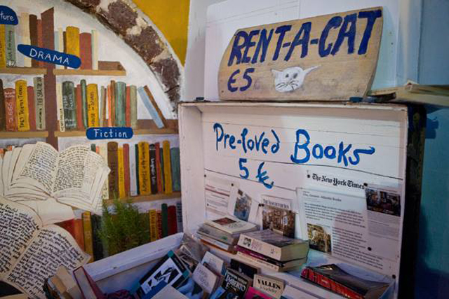 6 of the best book stores