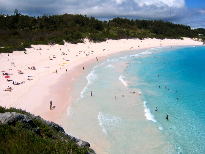 Top five: Amazing beaches