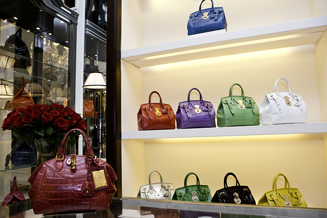 Ralph Lauren 39 S Giant Ricky Bag Lands In Dubai Buro 24 7