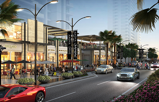 Damac To Build Rodeo Drive Style Strip For Dubai Buro 24 7
