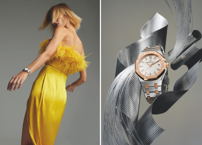 Audemars Piguet X Ralph & Russo: A dreamy collaboration dedicated to craftsmanship (фото 1)