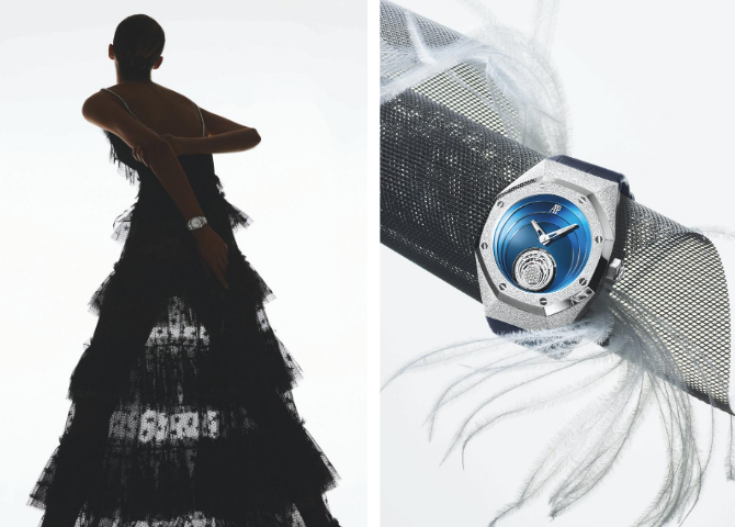 Audemars Piguet X Ralph & Russo: A dreamy collaboration dedicated to craftsmanship (фото 2)