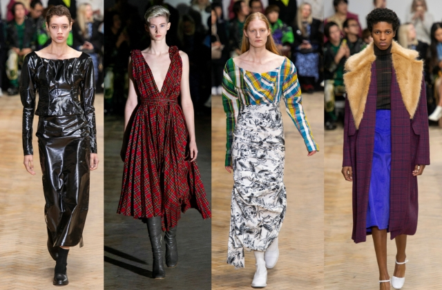 London Fashion Week F/W'19: Weekend highlights (фото 4)