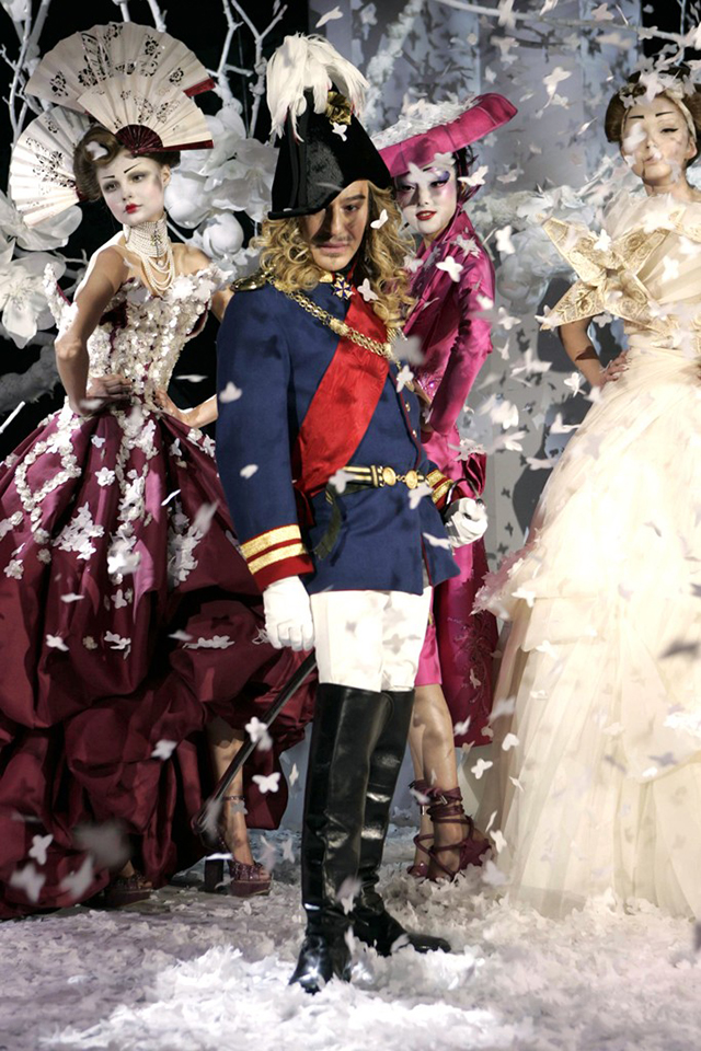 A new book exploring the rise and fall of Alexander McQueen and John Galliano