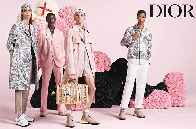 Kim Jones reveals debut campaign for Dior Homme (фото 1)