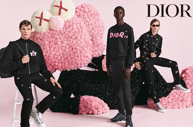 Kim Jones reveals debut campaign for Dior Homme (фото 2)