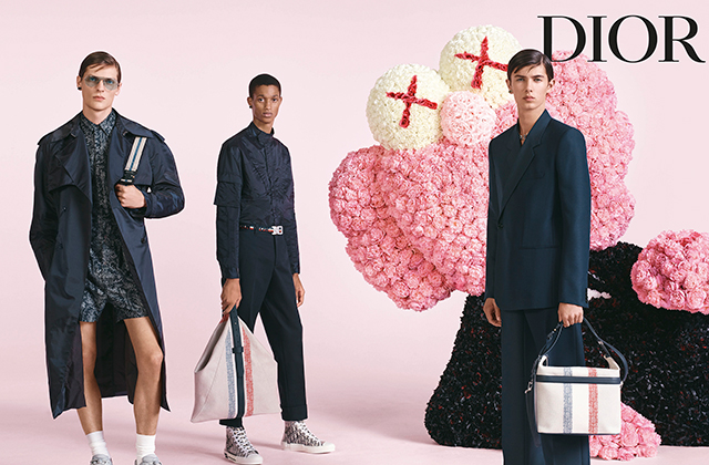 Kim Jones reveals debut campaign for Dior Homme (фото 4)