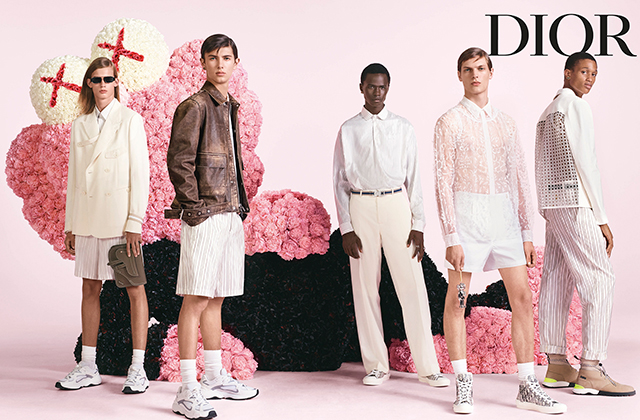 Kim Jones reveals debut campaign for Dior Homme (фото 3)