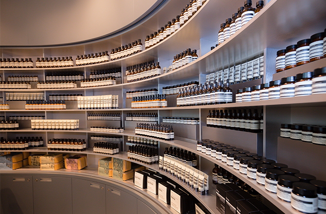 In conversation with: Aesop's Retail Architectural Manager, Denise Neri (фото 1)