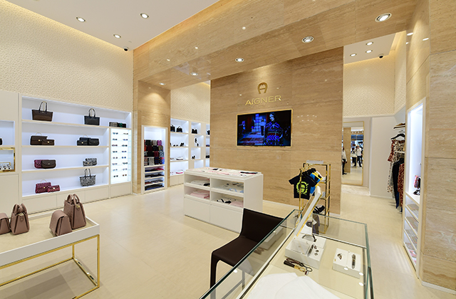 Aigner opens a new boutique in Kuwait (фото 3)