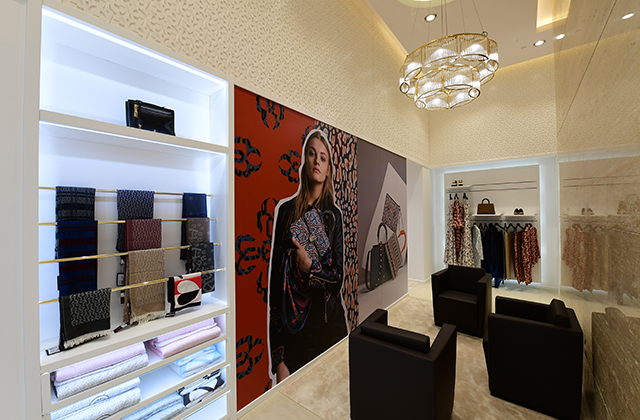 Aigner opens a new boutique in Kuwait (фото 2)