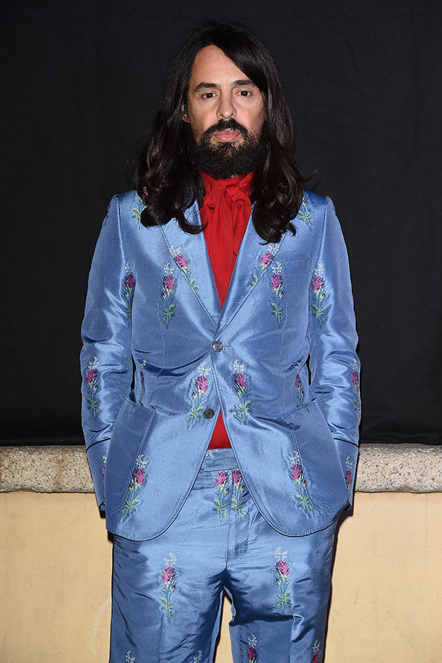 Alessandro Michele's new Gucci collection