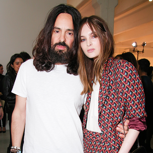 The guests at the Gucci Cruise 2016 show
