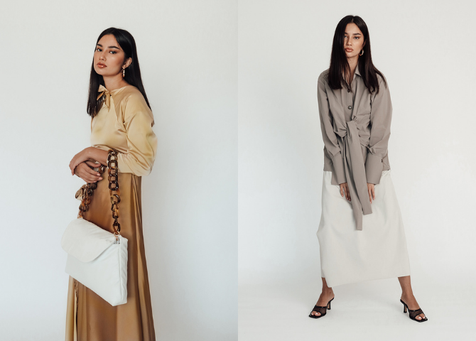 Amal Al Mulla's power pieces are perfect for the season (фото 1)