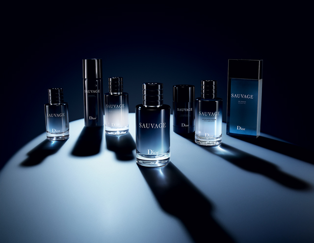 Dior presents a Sauvage Bath and Body line