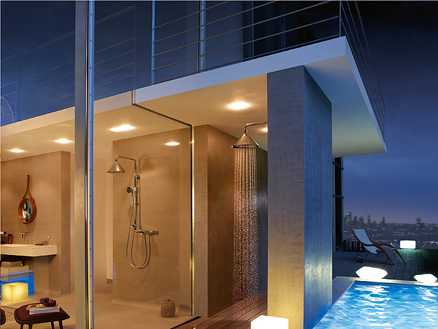 The axor waterdream project buro 24 7 for Buro water street