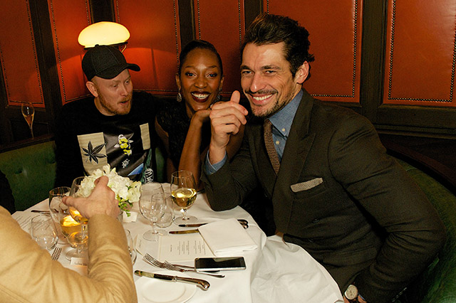 Andrew Davis_Vanessa Kingori_David Gandy