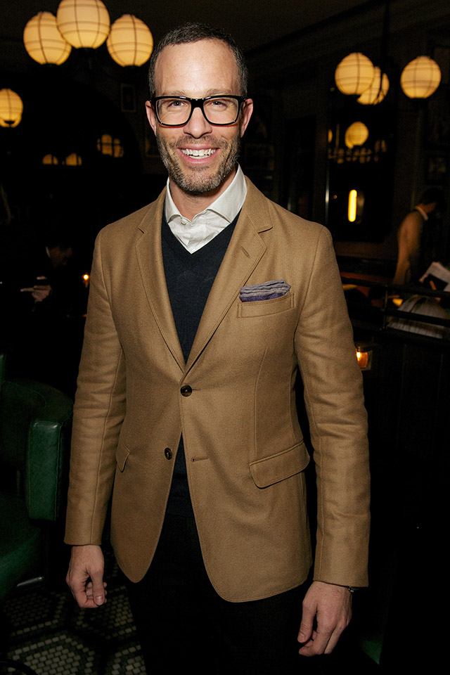 Tommy Hilfiger Hosts Dinner with Dylan Jones at London Collections