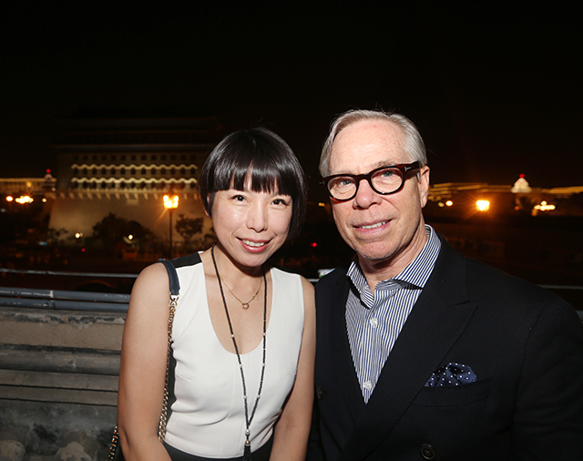 Tommy Hilfiger hosts an intimate dinner in celebration of 30th anniversary (фото 2)