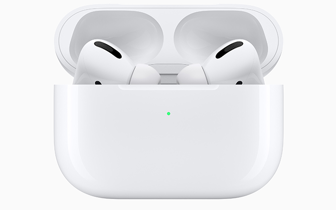 Tech talk: Apple has revealed its AirPods Pro (фото 2)