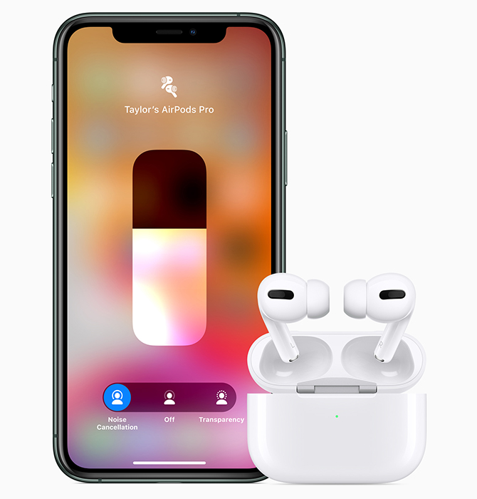 Tech talk: Apple has revealed its AirPods Pro (фото 3)