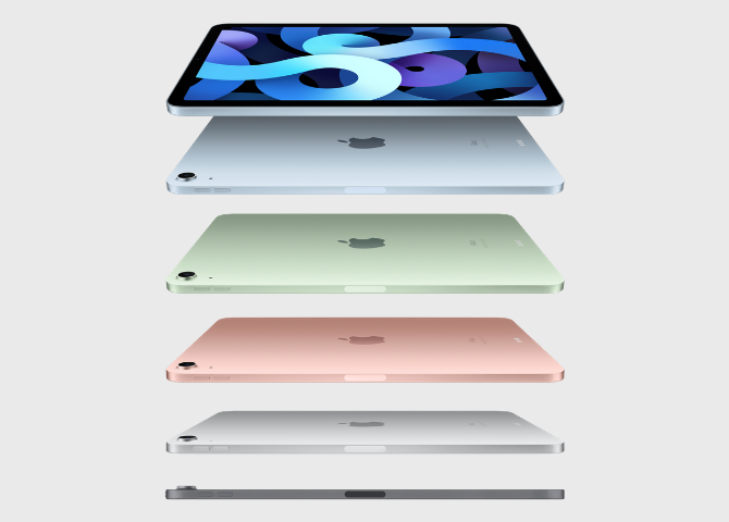 Apple introduces eighth-generation iPad and all-new iPad Air (фото 2)