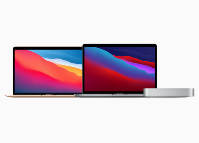 The new MacBook Air, 13-inch MacBook Pro, and Mac mini are now powered by M1, Apple's revolutionary chip