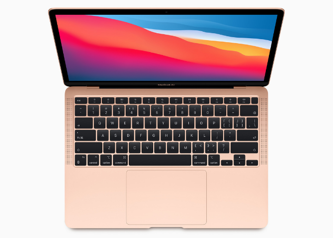 MacBook Air with M1 is an absolute powerhouse of performance and thin-and-light portability