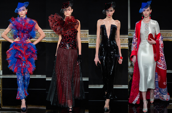 Paris Haute Couture Fashion Week S/S'19: Day two highlights (фото 3)