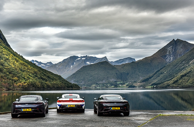 Experience Aston Martin's new Art of Living (фото 1)