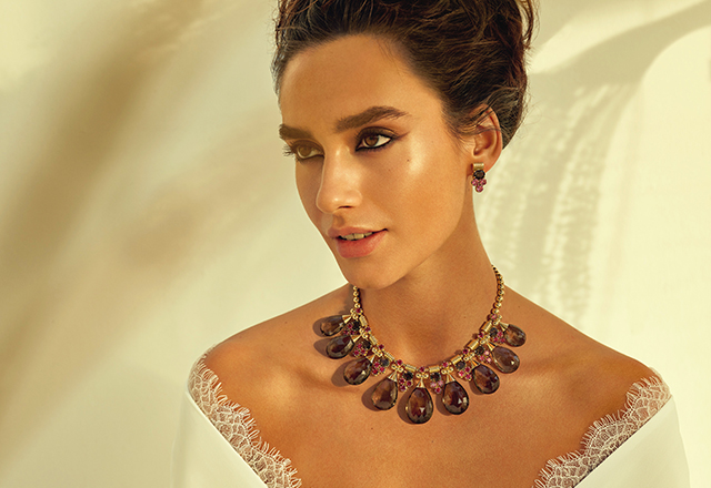 Here's where you can get your hands on Azza Fahmy's new jewellery collection (фото 6)