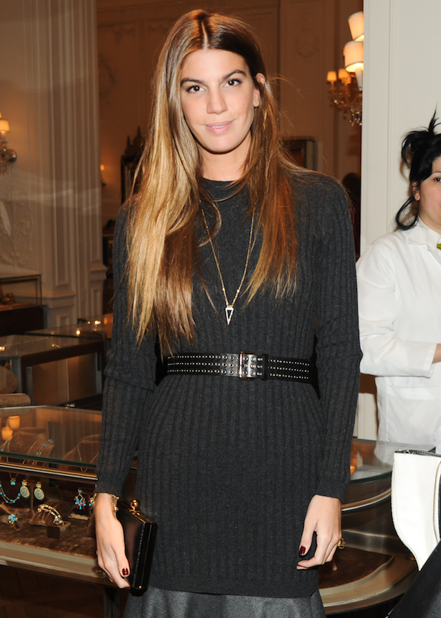 Noor Fares unveils her collection at Bergdorf Goodman ...
