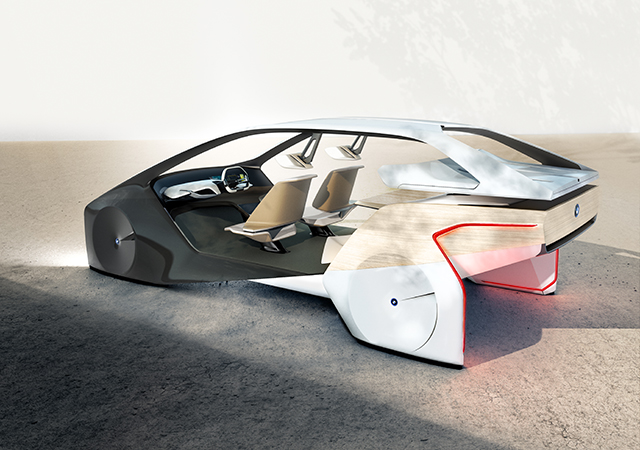 BMW future interior
