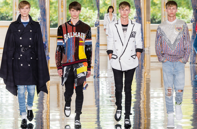 Men's Paris Fashion Week S/S'19: Day five highlights