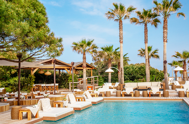 Six of the world's most luxurious beach clubs (фото 1)