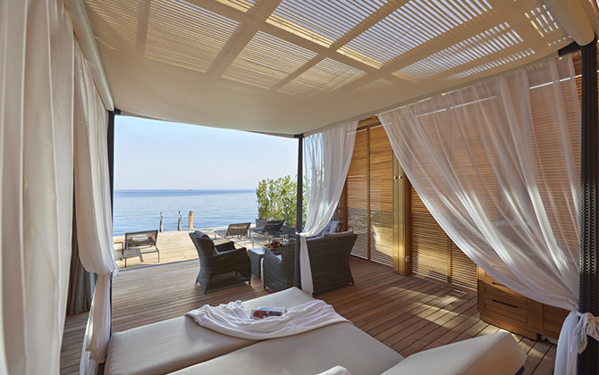 Here's why you need to check yourself into the Mandarin Oriental in Bodrum (фото 1)