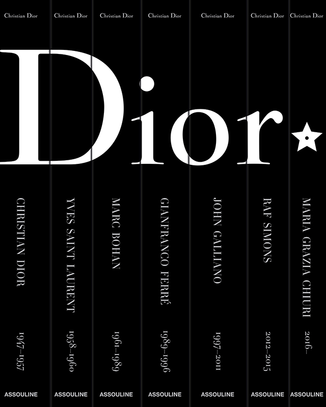 Book of the week Dior by Christian Dior The Anthology