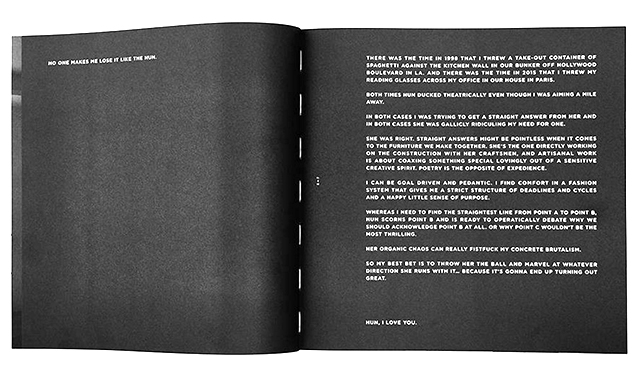 Book of the week: Rick Owens - Furniture