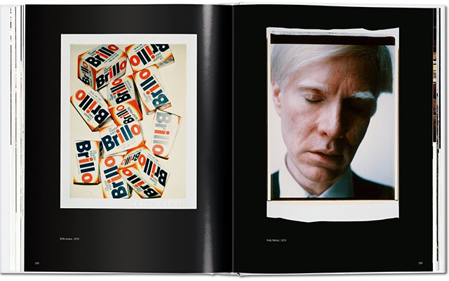 Book of the week: Andy Warhol Polaroids