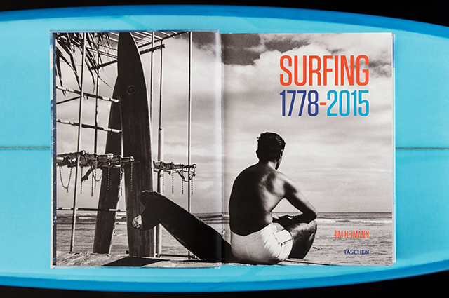 Inside pages of Surfing. 1778-2015