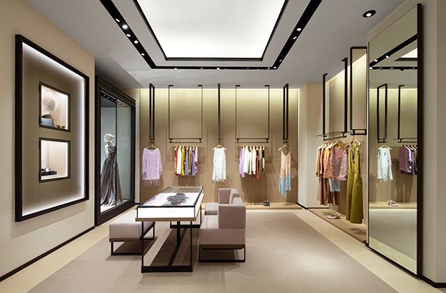 Bottega Veneta opens its largest store in the Middle East in The Dubai Mall extension (фото 3)