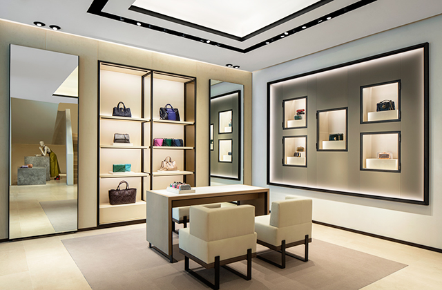Bottega Veneta opens its largest store in the Middle East in The Dubai Mall extension (фото 4)