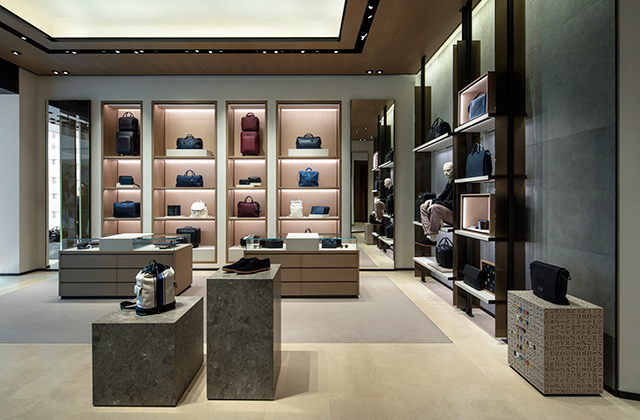 Bottega Veneta opens its largest store in the Middle East in The Dubai Mall extension (фото 5)
