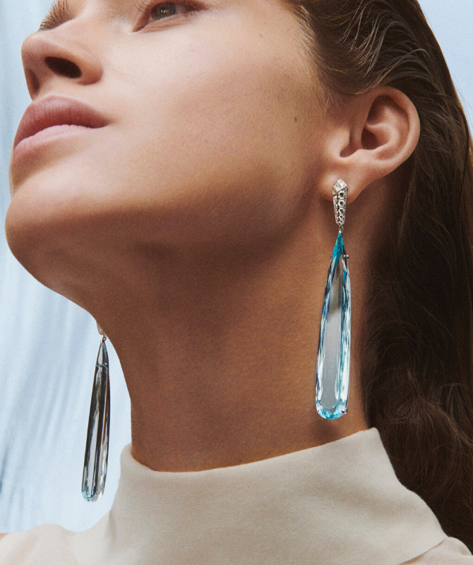 Discover the lightness of Boucheron's Contemplation High Jewellery collection (фото 2)