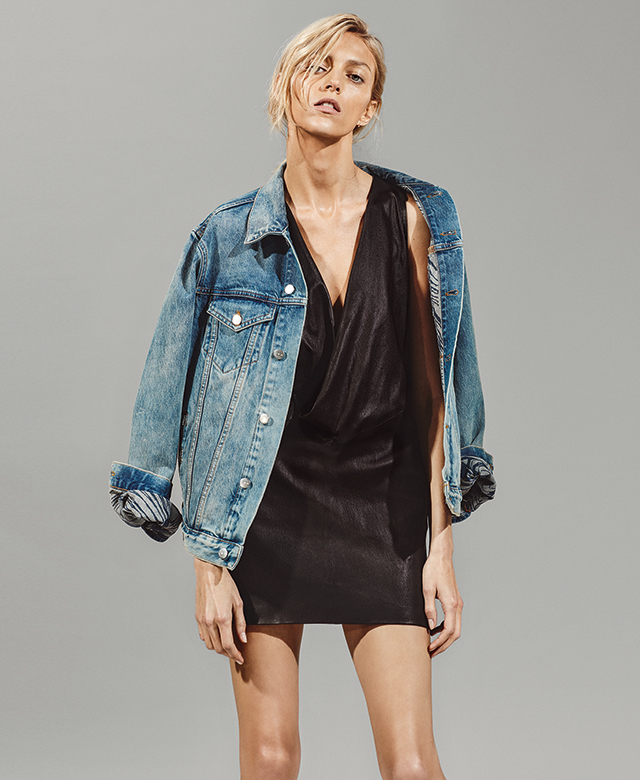Boutique 1 launches capsule collection with Iro and Anja Rubik (фото 2)