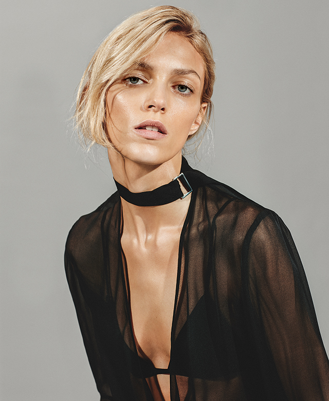 Boutique 1 launches capsule collection with Iro and Anja Rubik (фото 4)
