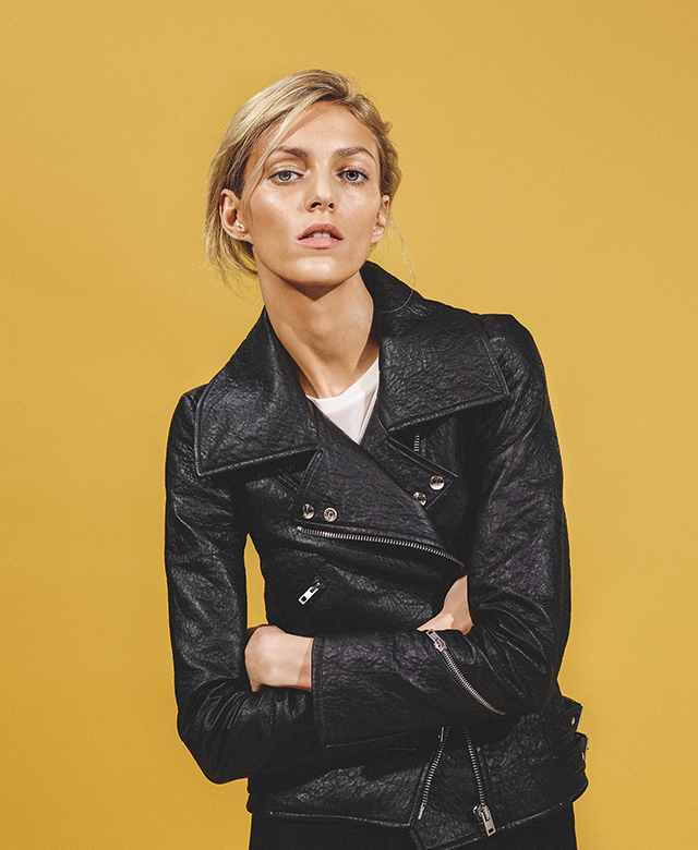 Boutique 1 launches capsule collection with Iro and Anja Rubik (фото 5)