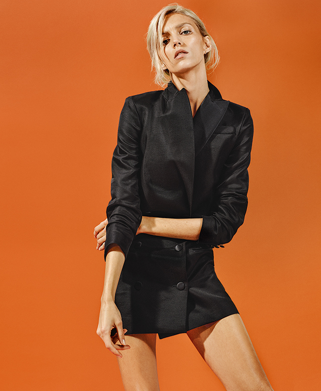 Boutique 1 launches capsule collection with Iro and Anja Rubik (фото 1)